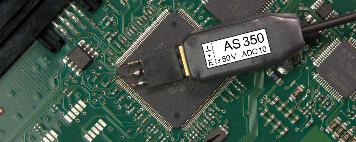 Langer EMV-Technik Optical sensor AS 350