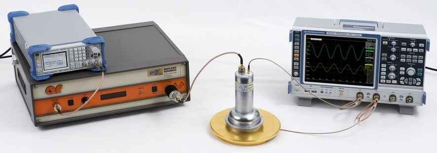 MP Field Sources Calibration set, Measurement of Field Sources