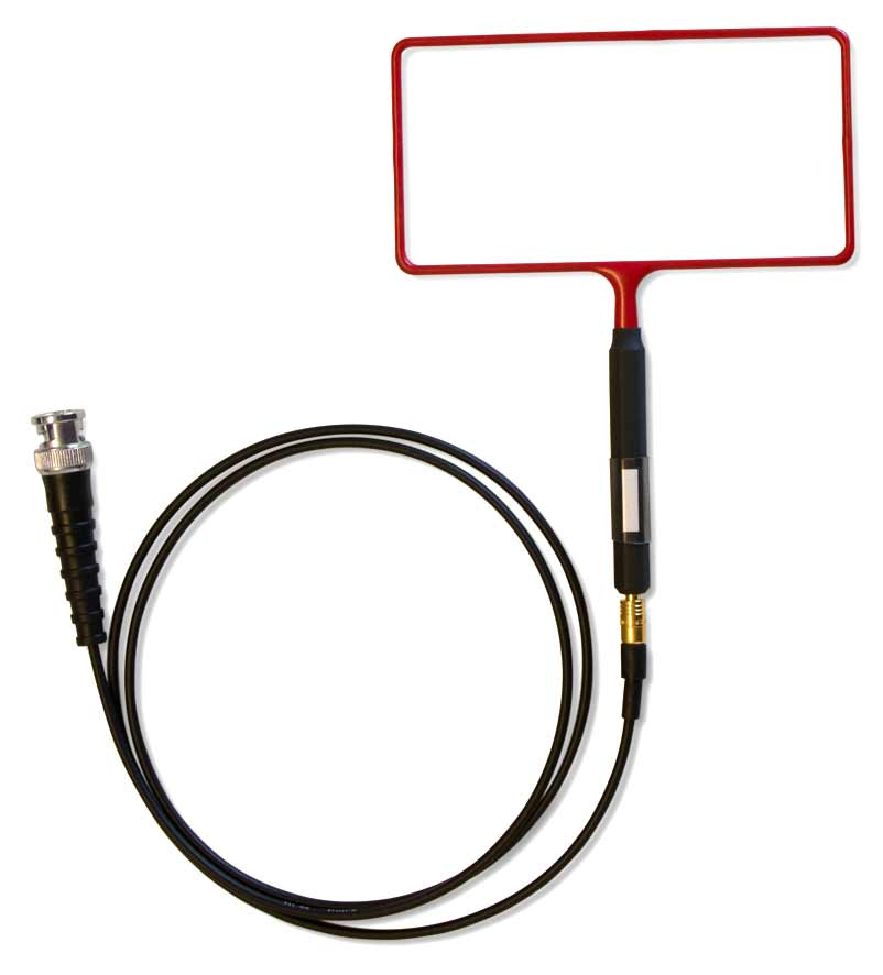 Customized shape rectangle (with SMB-BNC cable)