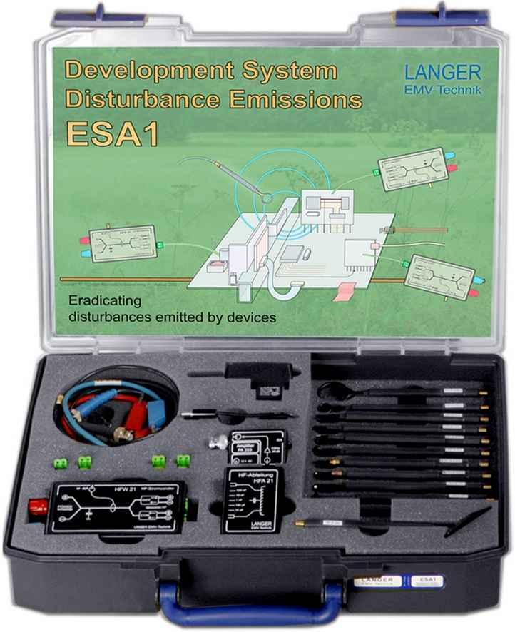 ESA1 set, Emission Development System