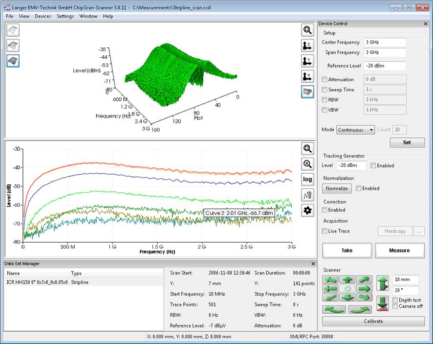 CS-Scanner, ChipScan-Scanner Software / USB