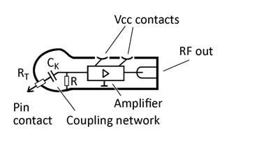 Langer EMV - P700, RF Voltage Probe